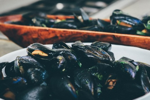 best belgian dishes mussels