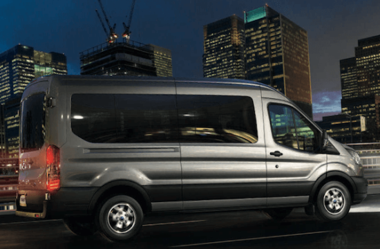 brussels airport group transfers 17 seater minibus
