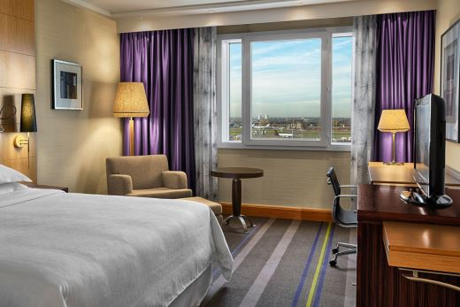Brussels Airport Hotels Sheraton