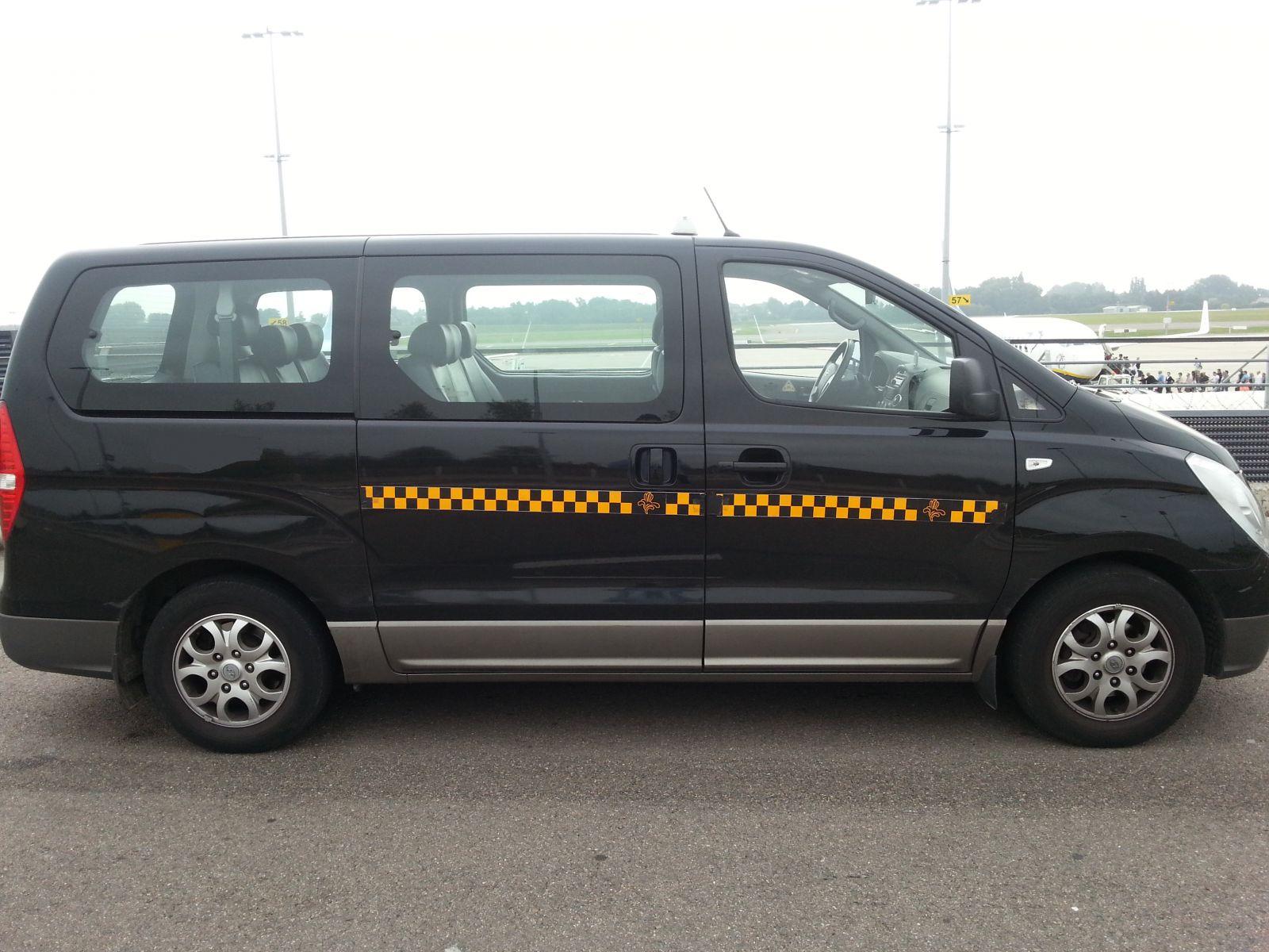 taxi Brusel