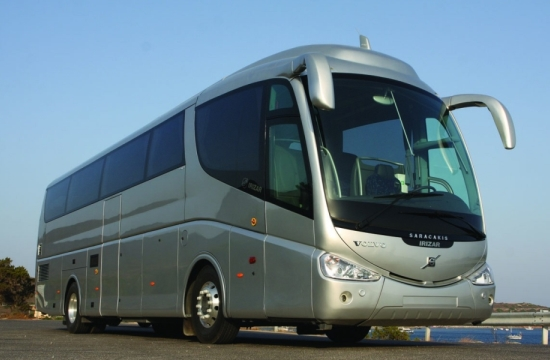 brussels airport group transfers 37 seater bus