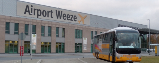 düsseldorf weeze airport taxi transfers and shuttle service